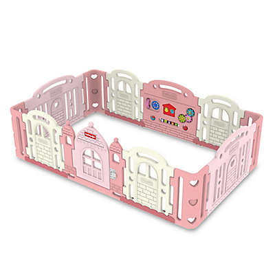 Dwinguler Kid's Castle in Pink