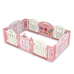 Dwinguler Kid's Castle in Pink