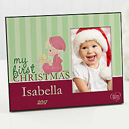 Precious Moments® Baby Christmas 8-Inch x 10-Inch Photo Frame