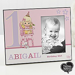 Precious Moments® 1st Birthday 4-Inch x 6-Inch Picture Frame