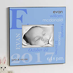 All About Baby 5-Inch x 7-Inch Wall Frame