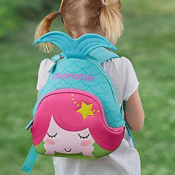 Mermaid Neoprene Toddler Backpack