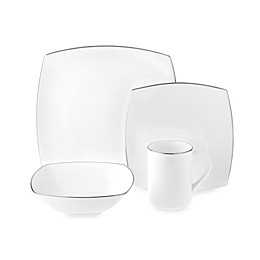 Mikasa® Couture Platinum 4-Piece Place Setting