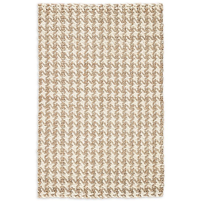 Alternate image 1 for Jaipur Living Tracie Hand-Loomed 5' x 8' Area Rug in Taupe/White