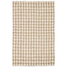 Jaipur Living Tracie Hand-Loomed 5' x 8' Area Rug in Taupe/White