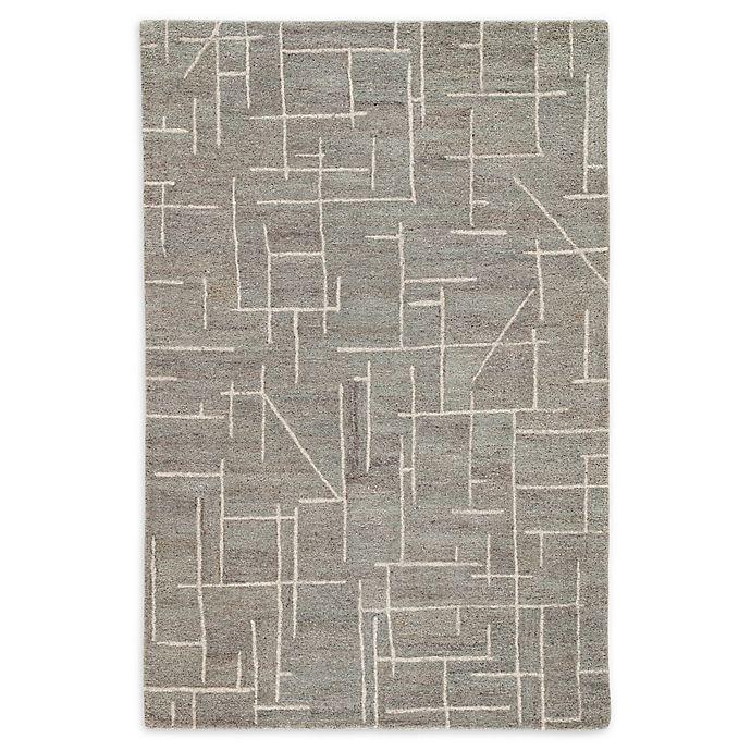 Alternate image 1 for Jaipur Living Etro 2' x 3' Area Rug in Grey/Cream