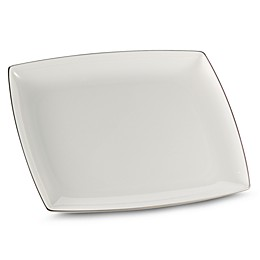 Mikasa® Couture Platinum 13-Inch Rectangular Platter