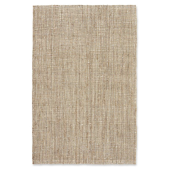Alternate image 1 for Jaipur Mayan Natural 2' x 3' Accent Rug in White