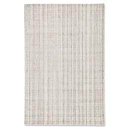 Jaipur Kelle Handcrafted Rug in Grey/White