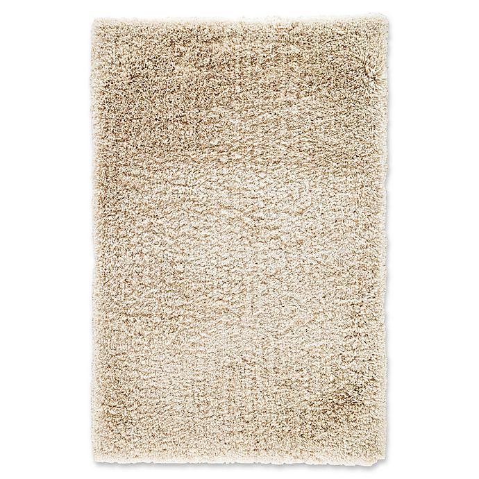 Alternate image 1 for Jaipur Seagrove 5' x 8' Shag Area Rug in Cream