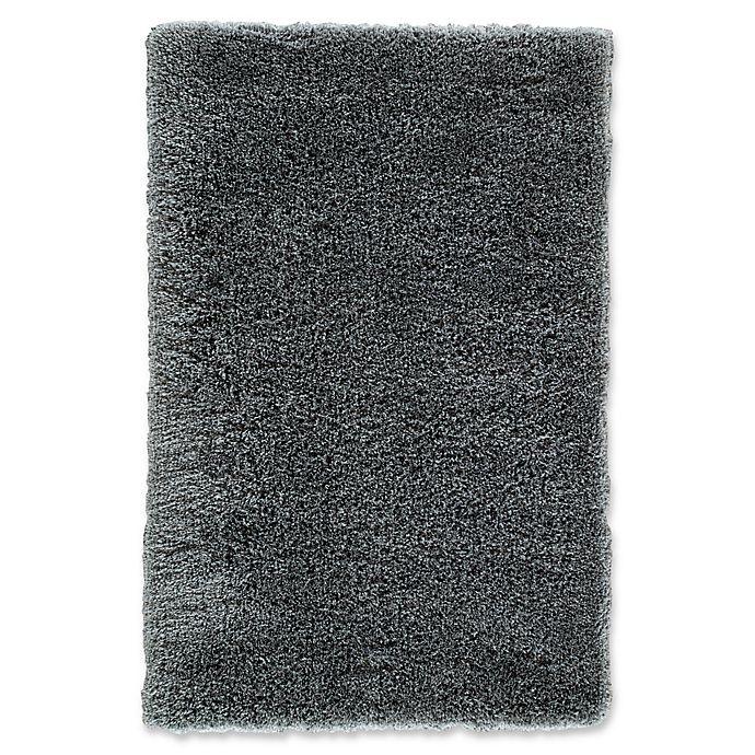 Alternate image 1 for Jaipur Seagrove 5' x 8' Shag Area Rug in Dark Grey
