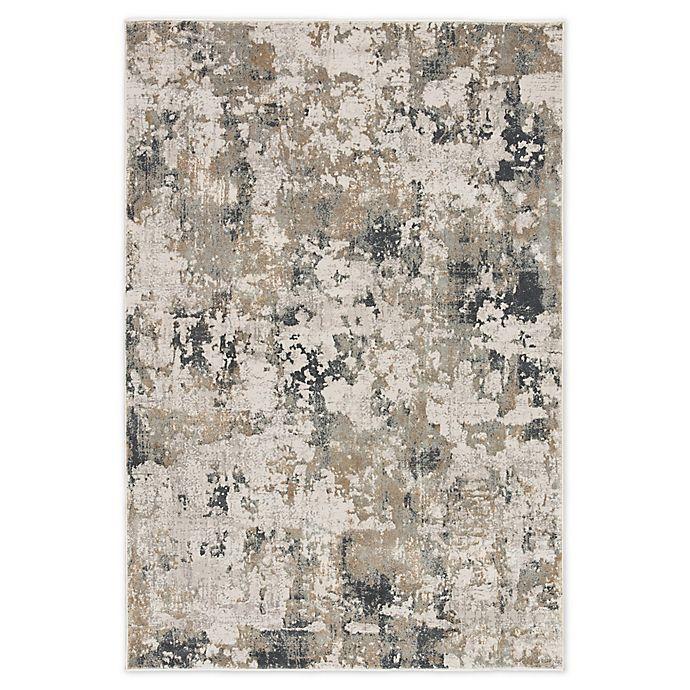 Alternate image 1 for Jaipur Lynne 2' x 3' Accent Rug in White/Grey