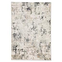Jaipur Lynne Rug in White/Grey