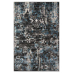Momeni Juliet 7'6 x 9'6 Area Rug in Charcoal