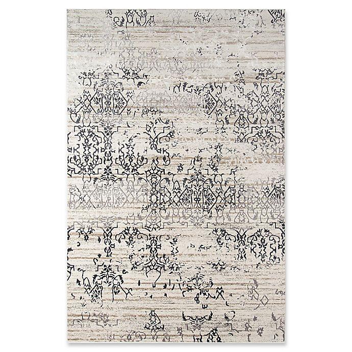 Alternate image 1 for Momeni Juliet Vintage Scroll 2' x 3' Accent Rug in Ivory