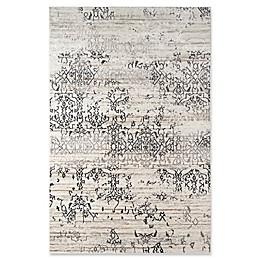 Momeni Juliet Vintage Scroll Rug in Ivory