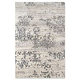 Momeni Juliet Vintage Scroll Rug in Ivory