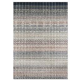 Momeni Lima Stripes Multicolor Rug
