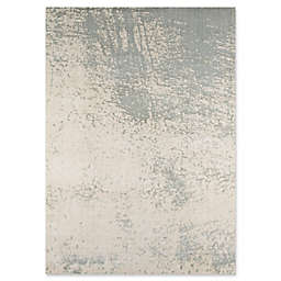 Momeni Lima Marbled 9'3 x 12'6 Area Rug in Beige