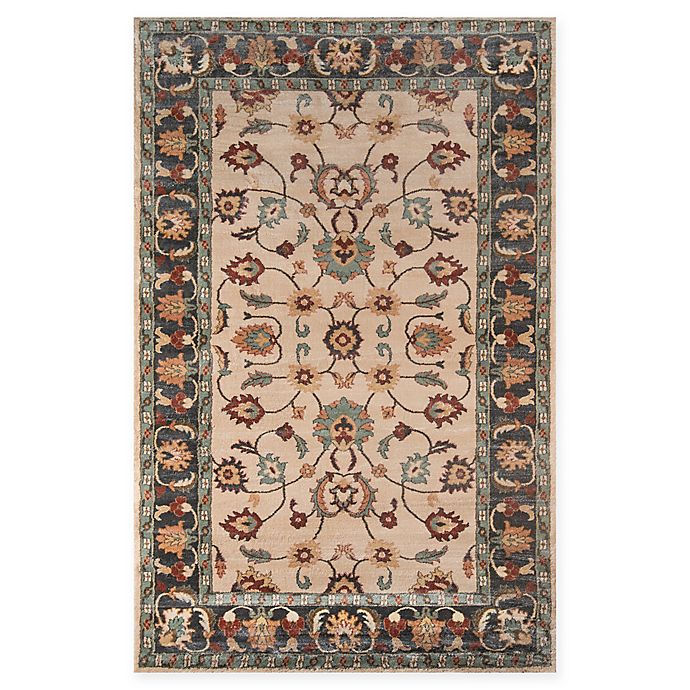 Alternate image 1 for Momeni Colorado Floral 2' x 3' Accent Rug in Beige