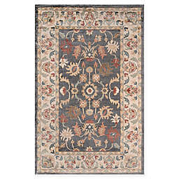 """Momeni Colorado Floral 7' 6"""" x 9' 6"""" Area Rug in Charcoal"""