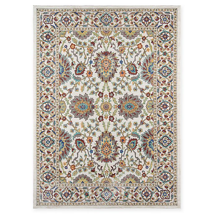 Alternate image 1 for Momeni Cypress4' x 6' Area Rug in Ivory
