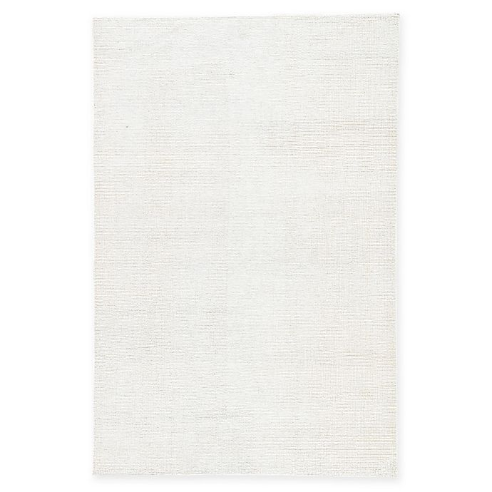 Alternate image 1 for Jaipur Limon 2' x 3' Indoor/Outdoor Accent Rug in White