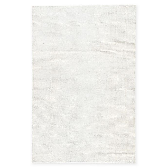 Alternate image 1 for Jaipur Limon 8' x 11' Indoor/Outdoor Area Rug in White