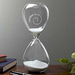 Sand-Filled Hourglass