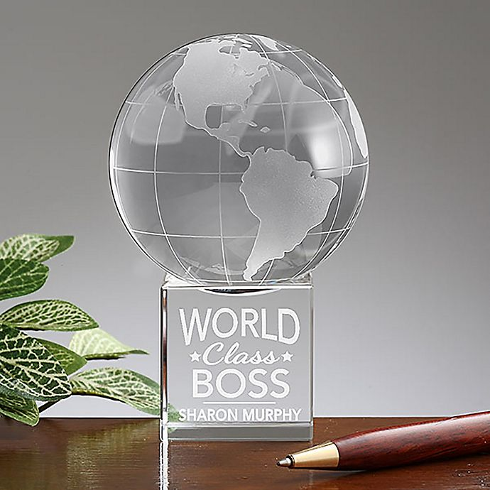 World Class Boss Globe Bed Bath Amp Beyond