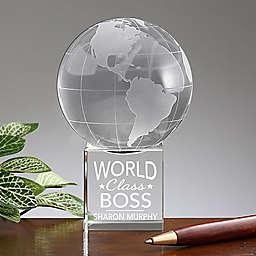 World Class Boss Globe