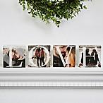 Love Photo Square Blocks (Set of 4)