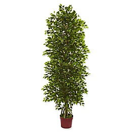 Nearly Natural Mini-Ficus Tree