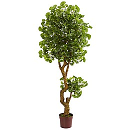 Nearly Natural 30-Inch Jingo Artificial Tree in Green