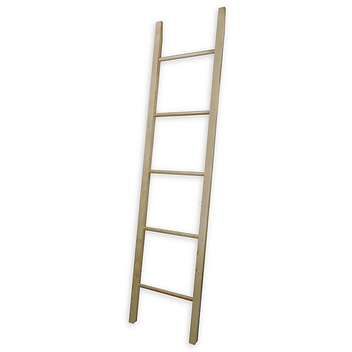 Alternate image 1 for American Trails Decorative Ladder in Maple