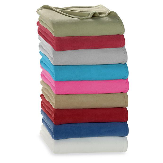 Berkshire Blanket Original Fleece Blanket Bed Bath Beyond