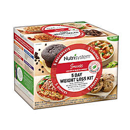 Nutrisystem® Success 5 Day Weight Loss Red Kit
