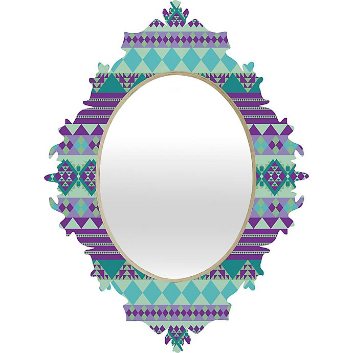 Alternate image 1 for Deny Designs Arcturus Byzantine Baroque Wall Mirror