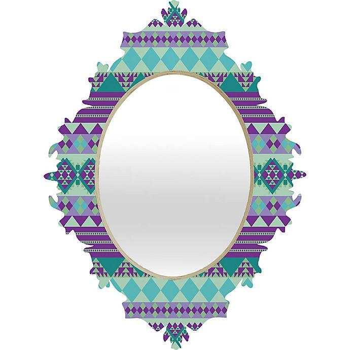 Alternate image 1 for Deny Designs Arcturus Byzantine Baroque Medium Wall Mirror