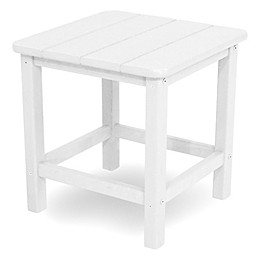 POLYWOOD® 18-Inch Seashell Side Table