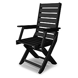 POLYWOOD® Captain Dining Chair