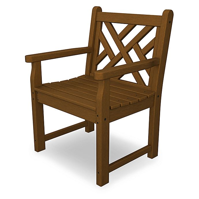 Polywood Chippendale Garden Chair