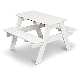 POLYWOOD® 30-Inch Kids' Picnic Table