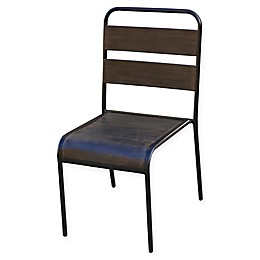 Destination Summer Bistro Chairs in Brown (Set of 2)