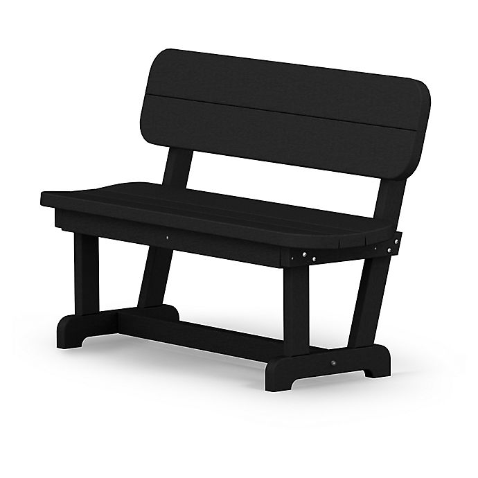 Alternate image 1 for POLYWOOD® Park 48-Inch Bench