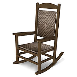 POLYWOOD® Presidential Woven Rocker