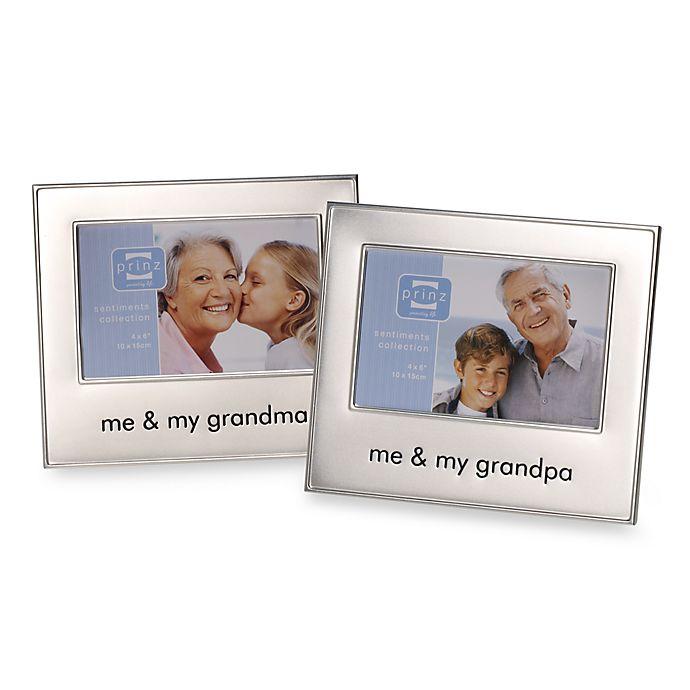 Me And My Grandmagrandpa Frames Bed Bath Beyond