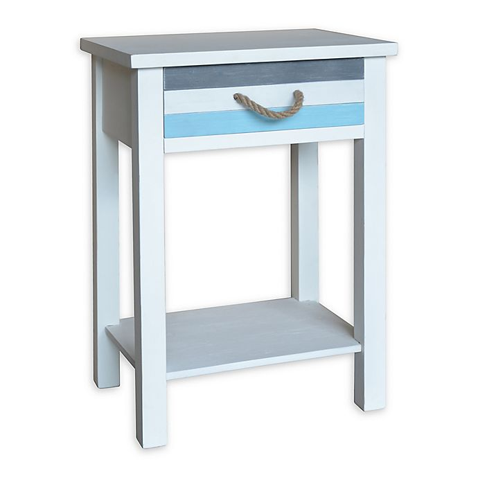 Coastal Life Accent Table Bed Bath And Beyond Canada