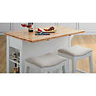 Alternate image 6 for No Tools Kitchen Island
