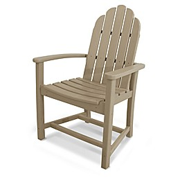 POLYWOOD® Classic Adirondack Dining Chair